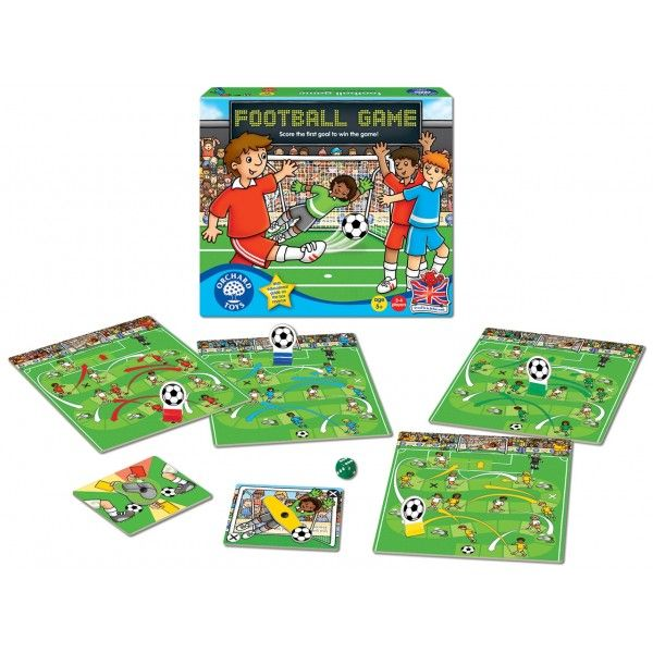 Joc Footbal Game Orchard, 5 ani+