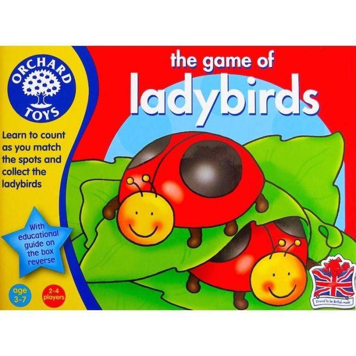 Joc educativ Ladybirds Orchard, 36 luni+