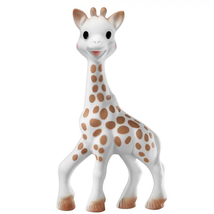 Jucarie dentitie girafa Sophie Vulli