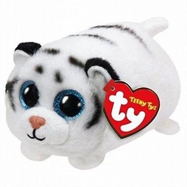 Plus Teeny Tys, Tigrisorul Zack TY, 10 cm, 3 ani+