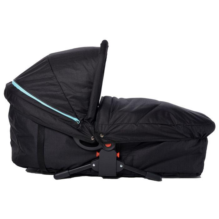 landou scaun german negru pentru carucior bebe tfk
