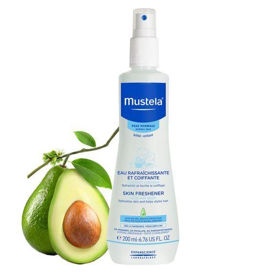 Lotiune de improspatare Mustela, piele normala, 200 ml