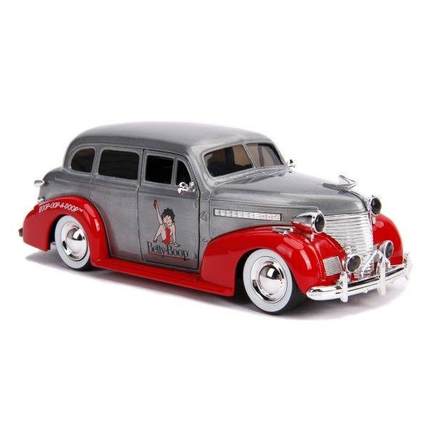 Macheta Chevy Master deluxe 1929 Jada Toys, metalica, 1:24, 8 ani+