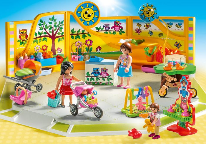 Magazin pentru bebelusi, Playmobil, 5 ani+