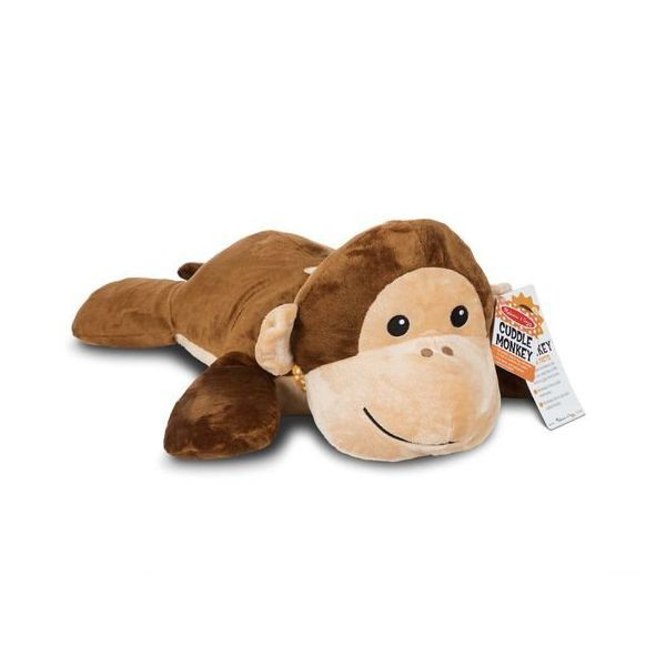 Maimuta de alintat plus Melissa & Doug, 3 ani+