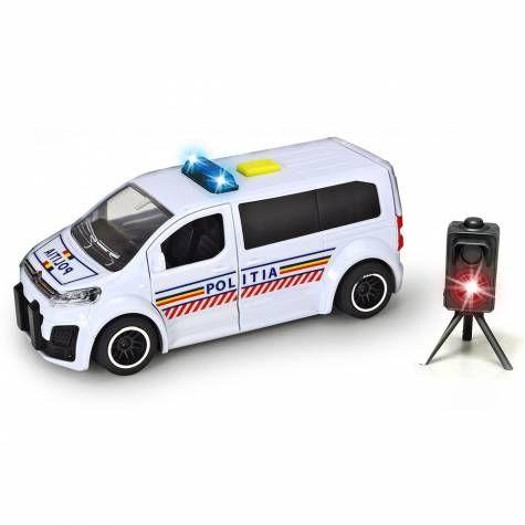Masina de Politie Citroen Atentie Radar Simba, 3 ani+
