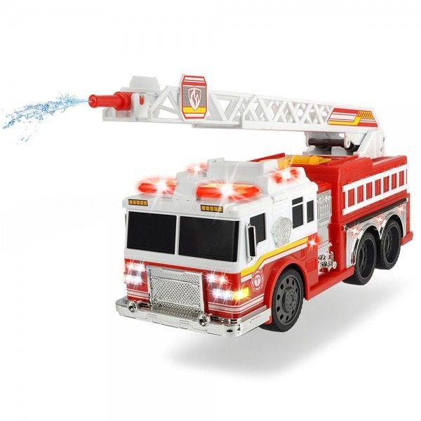 Masina de Pompieri cu apa si functii Simba, 3 ani+