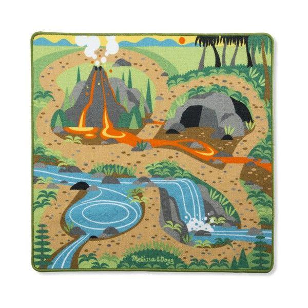 Covor de joaca Dinozauri Melissa & Doug, 3 ani+