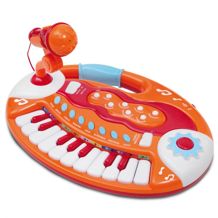 orga pian plastic cognitiv social coordonare miscari atentie distributiva comunicare ritm muzica sunet cantece instrument copii