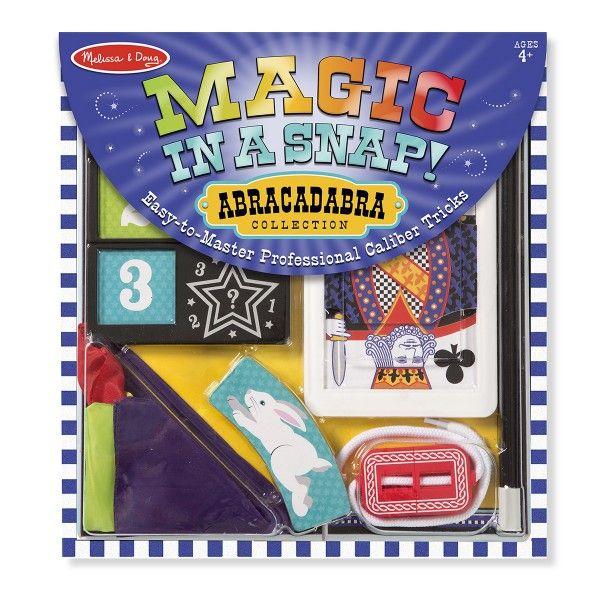 Set magie Abracadabra Melissa & Doug, 4 ani+