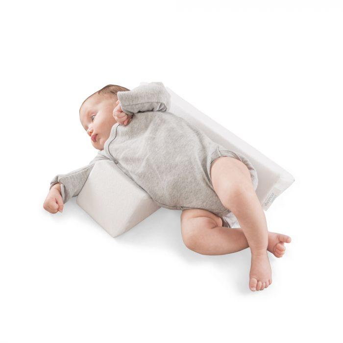 pozitionator perna copil confort siguranta bumbac delta baby doomoo patut landou lateral