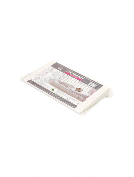 Perna plan inclinat Fiki Miki, cu husa igienica, 40x60x7 cm, alb
