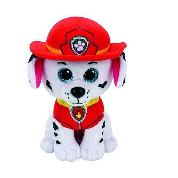 Plus Marshall, Pompierul Patrulei Catelusilor TY, 24 cm, 3 ani+