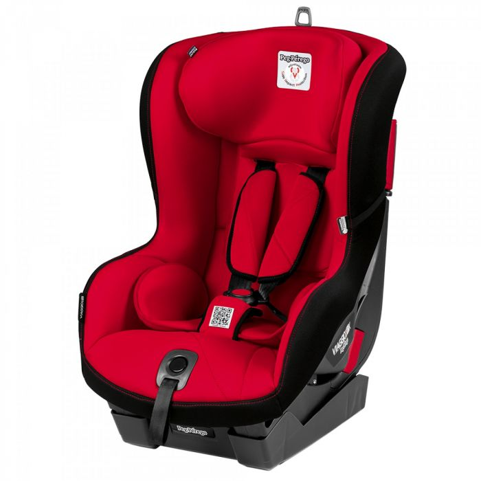 Scaun auto Viaggio Duo-Fix K Peg Perego, 9-18 kg, Rouge, Rosu