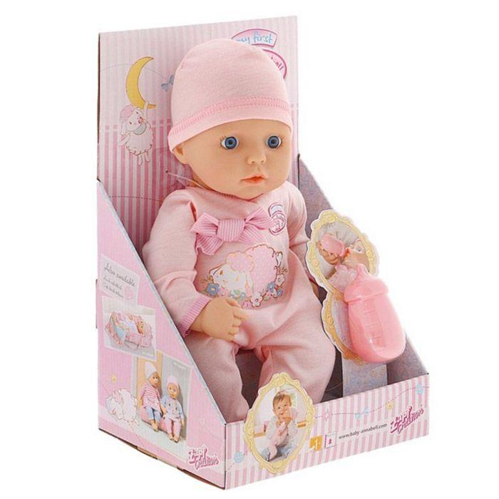 Primul meu bebelus Papusa Annabell Zapf