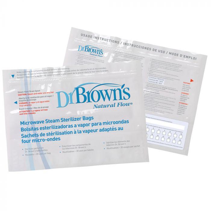 punga sterilizatoare microunde 20 utilizari biberon igienizare