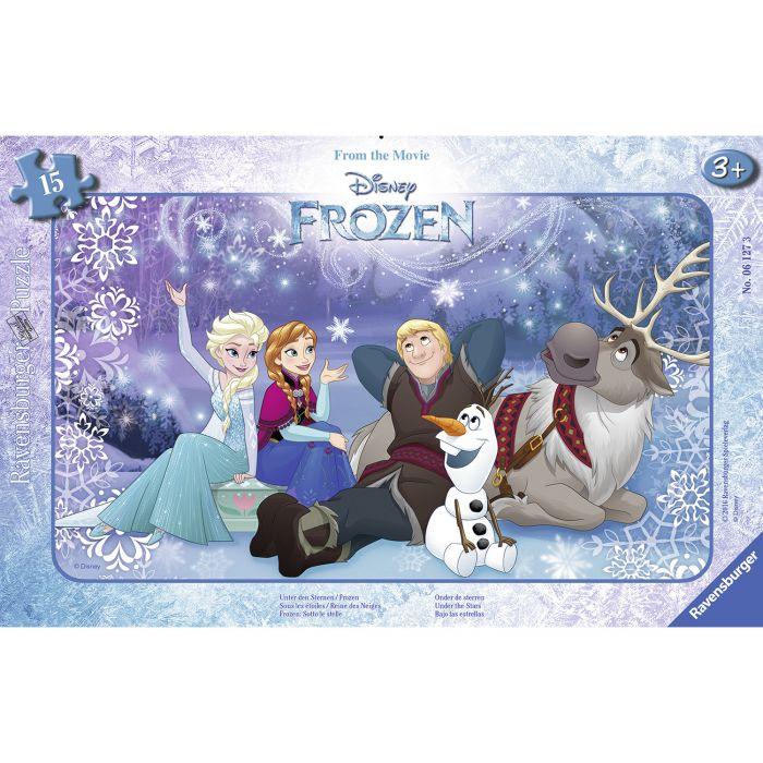 Puzzle Frozen 15 piese Ravensburger