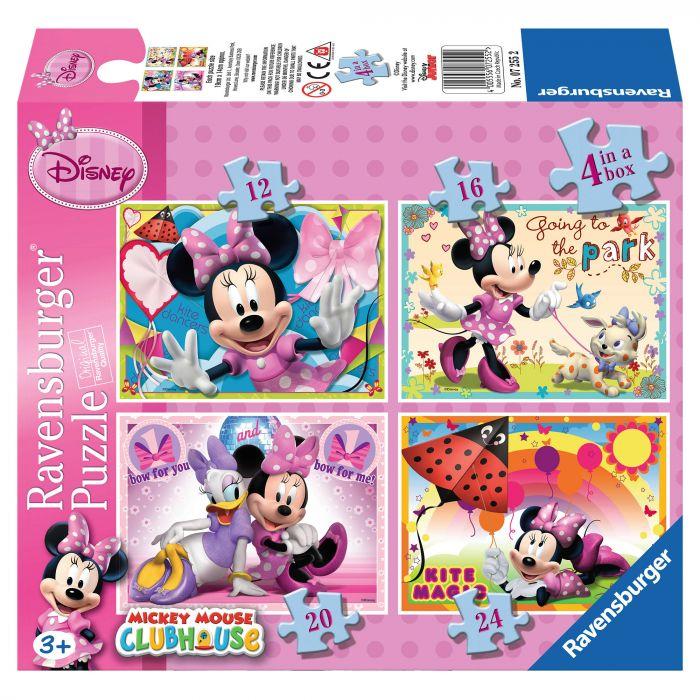 Puzzle Minnie Mouse Ravensburger