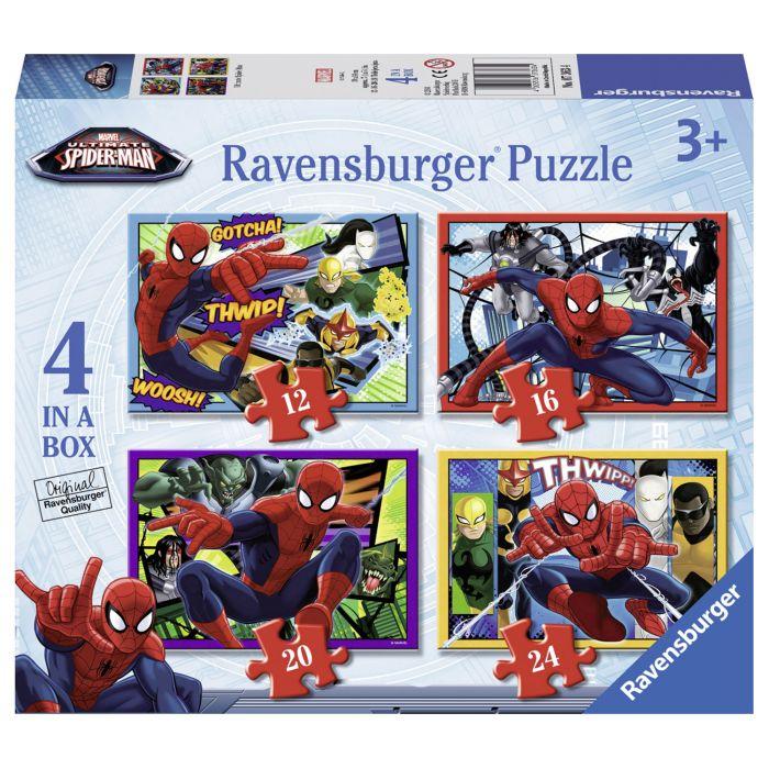 Puzzle Omul paianjen Ravensburger
