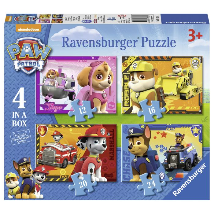 Puzzle patrula catelusilor 72 piese Ravensburger
