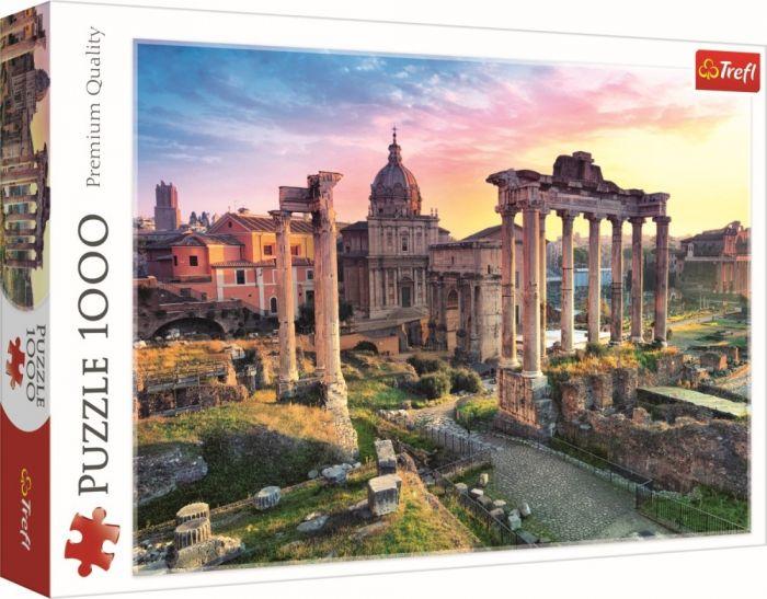 Puzzle Forum Roman Trefl, 1000 piese, 14 ani+