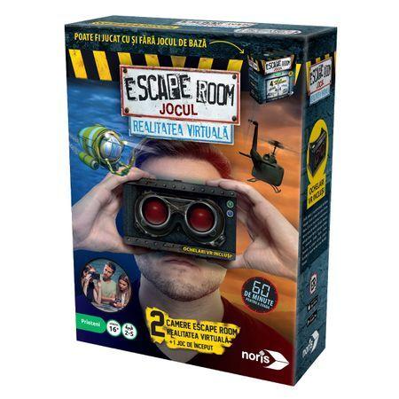 Joc Escape Room Realitate Virtuala Simba, 14 ani+