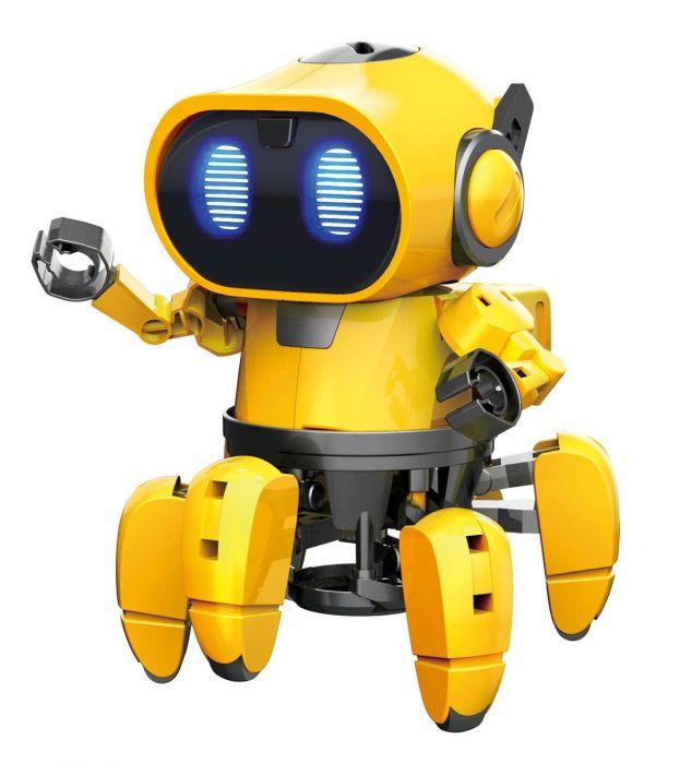 Robot Tibo Buki, 8 ani+