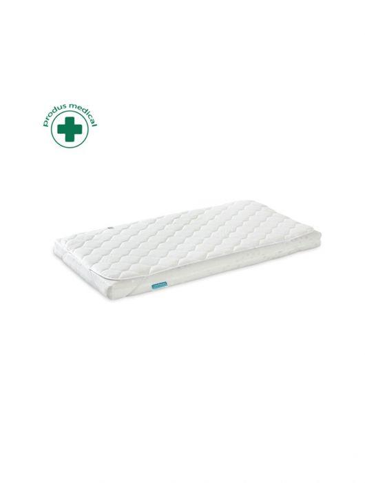 Protectie igienica saltea Fiki Miki HP1, 95x65 cm, alb