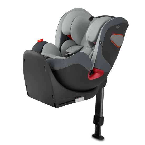 Scaun auto ISOFIX Convy-fix London Grey GB, 0-25 kg, gri