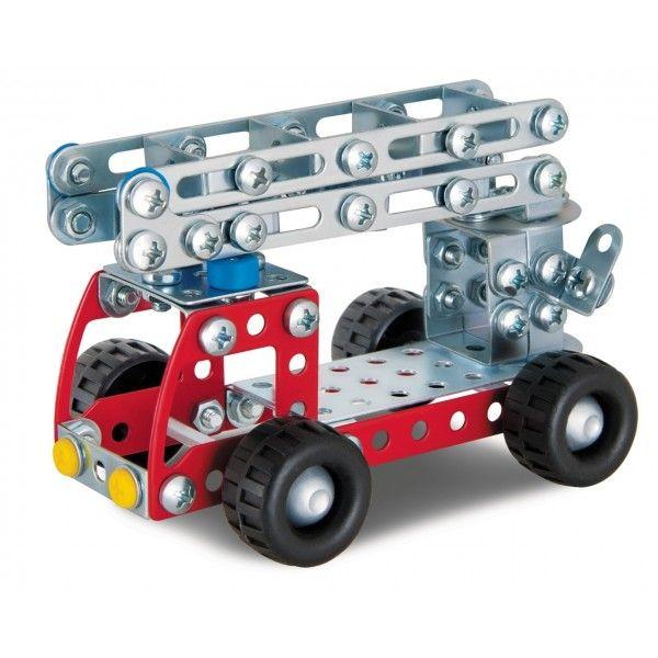 Masina de pompieri Eitech, 8 ani+
