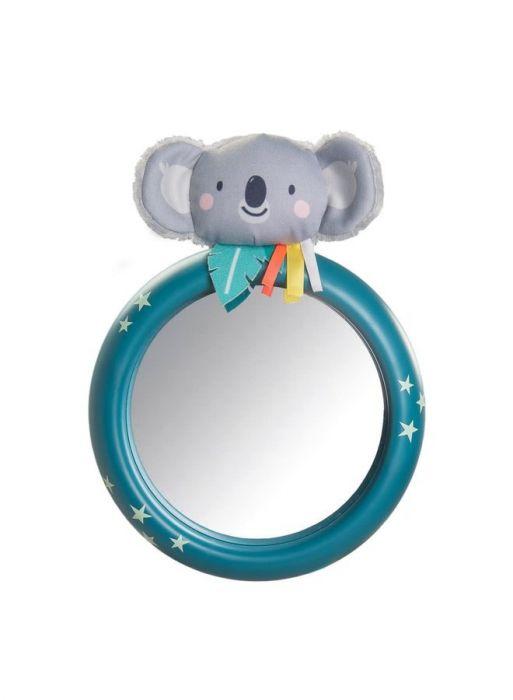 Jucarie auto Oglinda retrovizoare Koala Taf Toys, 0 luni+