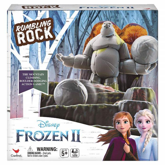 Joc Frozen II Uriasul Zapezilor Spin Master, 5 ani+