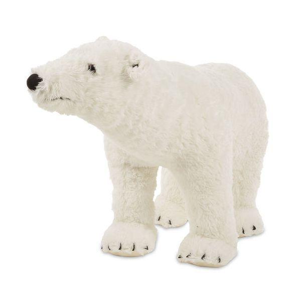Urs Polar Gigant plus Melissa & Doug, 60 cm, 3 ani+