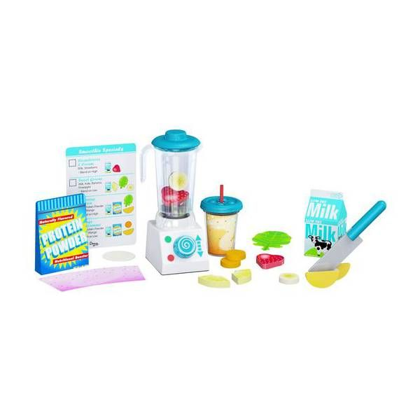 Set Smoothies Blender Melissa & Doug, 3 ani+