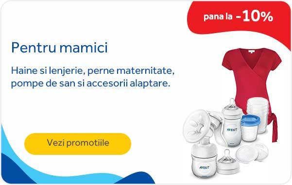 Promotii Pentru mamici